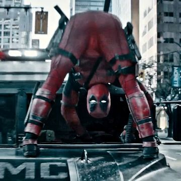 The Naked Hotties of Deadpool 2 | Daily Dudes @ Dude Dump