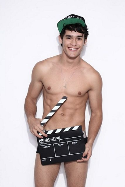 The Sexy Cuteness Of Julio Oliveira | Daily Dudes @ Dude Dump