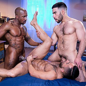 The Super – Scene 05 | Daily Dudes @ Dude Dump