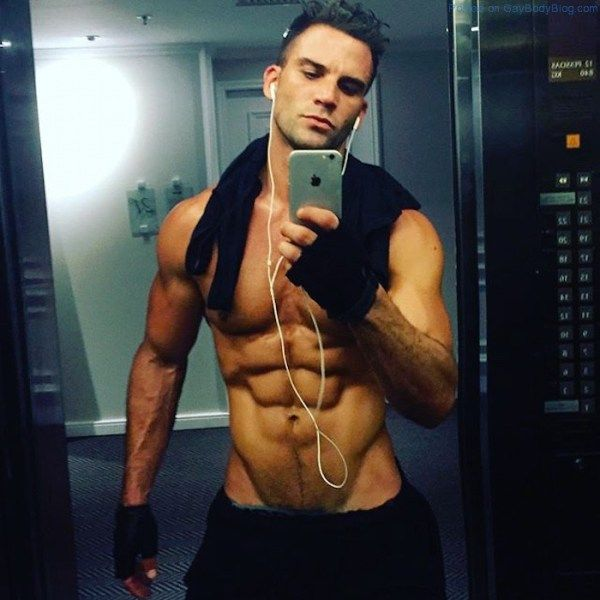 The World Needs More Of Gorgeous Saville Dorfman | Daily Dudes @ Dude Dump