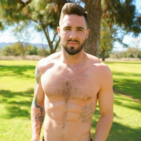 Though Blaze ended up taking dick like a champ | Daily Dudes @ Dude Dump