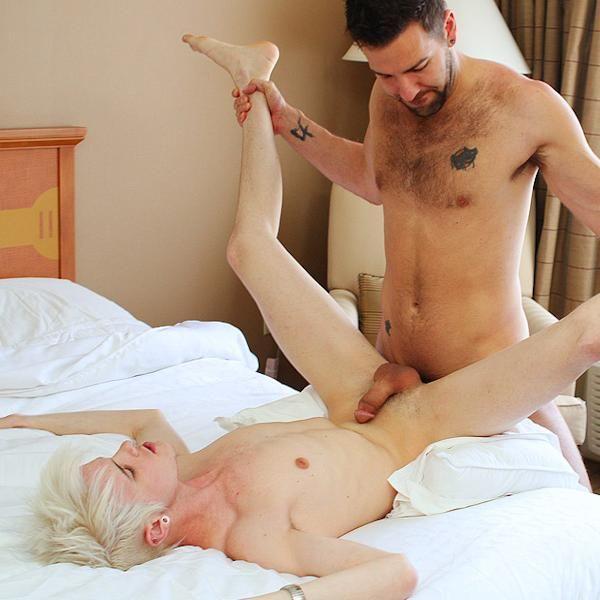 Timo Garrett Takes Hairy Daddy Top Preston Steel   Daily Dudes @ Dude Dump