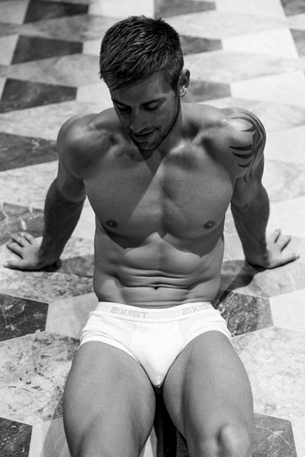 Today I'll Be Mostly Drooling Over Alex Crockford | Daily Dudes @ Dude Dump