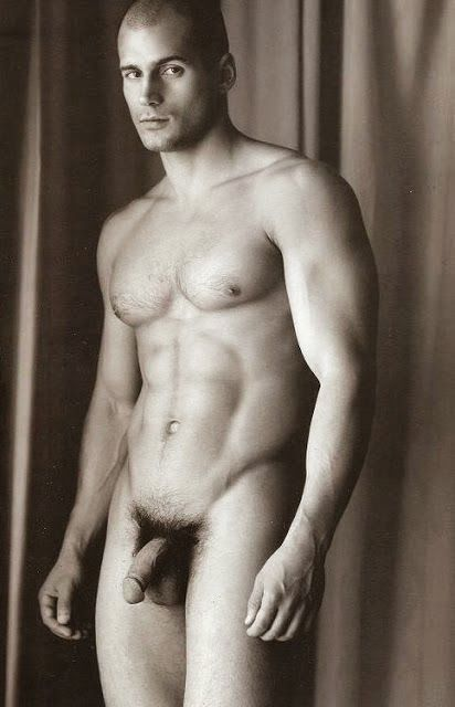 Todd Sanfield naked!   Daily Dudes @ Dude Dump