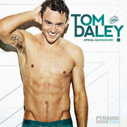 Tom Daley Calendar 2015 | Daily Dudes @ Dude Dump