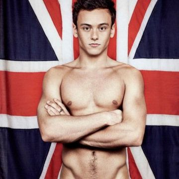 Tom Daley comes out as gay/bi | Daily Dudes @ Dude Dump