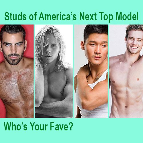 Top Guys of America's Next Top Model Cycle 22 | Daily Dudes @ Dude Dump