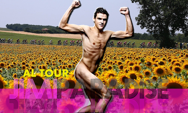 Tour de France 2015: king Greg is naked! | Daily Dudes @ Dude Dump