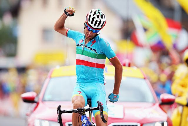 Tour de France 2015: Vincenzo Nibali | Daily Dudes @ Dude Dump