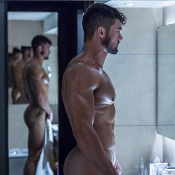 #TowelTuesday — Hotness times infinity | Daily Dudes @ Dude Dump