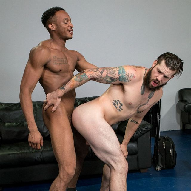 Trent King and Buck Richards   Daily Dudes @ Dude Dump