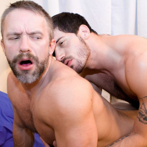 Ty Roderick Wants Dirk Caber To Be His Sugar Daddy | Daily Dudes @ Dude Dump