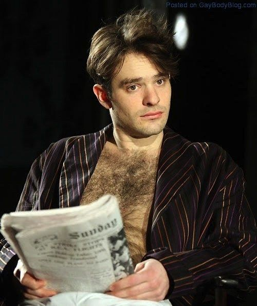 Unexpected Crush – Charlie Cox | Gay Body Blog | Daily Dudes @ Dude Dump