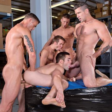 Urban Spokes — The gang bang | Daily Dudes @ Dude Dump