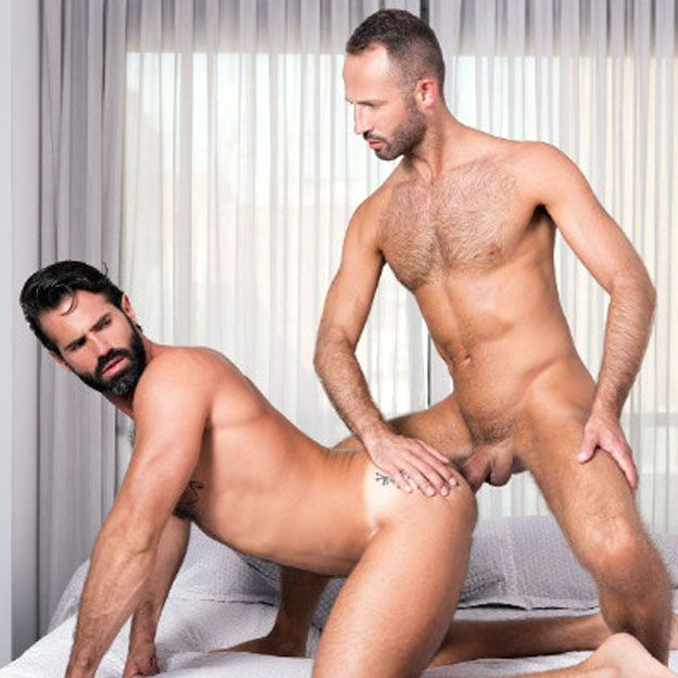 Vadim plows Dani's ass | Daily Dudes @ Dude Dump