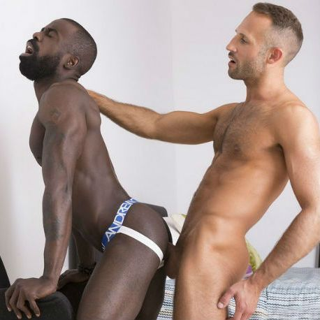 """Vadim Romanov and Peter Connor in """"Crazy For Cock 