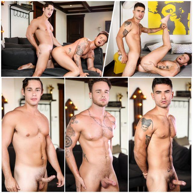 Vadim & Tobias Share Max | Daily Dudes @ Dude Dump