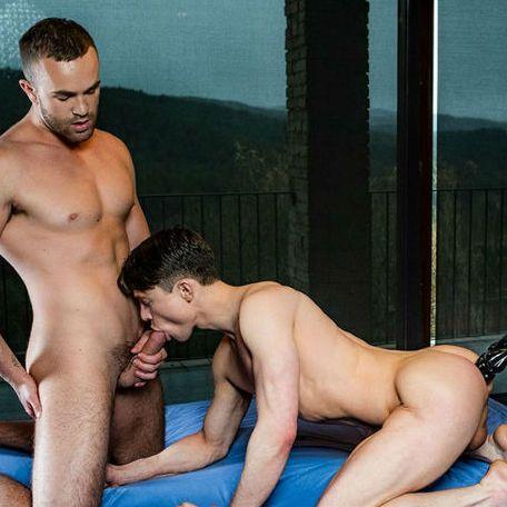 Viktor Rom, Jackson Radiz & Ruslan Angelo   Daily Dudes @ Dude Dump