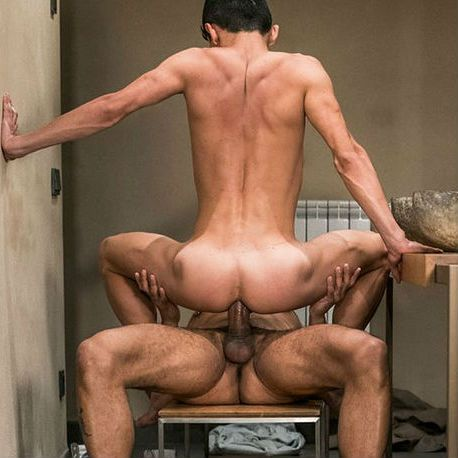 "Viktor Rom & Joaquin Santana in ""Fag Fuckers"" | Daily Dudes @ Dude Dump"