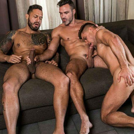 Viktor Rom, Klim Gromov and Manuel Skye | Daily Dudes @ Dude Dump