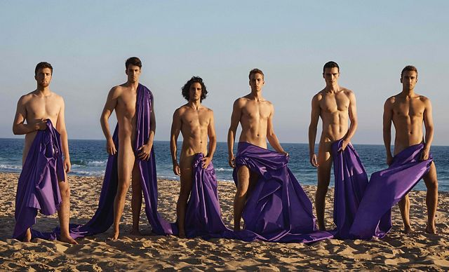 Warwick Rowers To Drop Their Dacks Down Under And | Daily Dudes @ Dude Dump