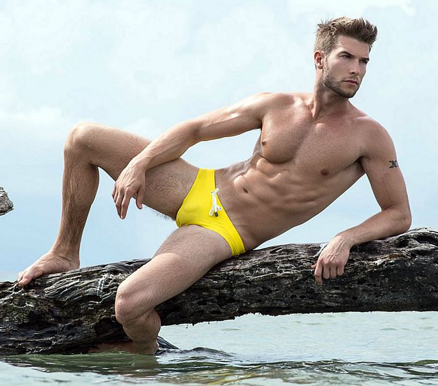 Wet Speedo: Luke Severin | Daily Dudes @ Dude Dump