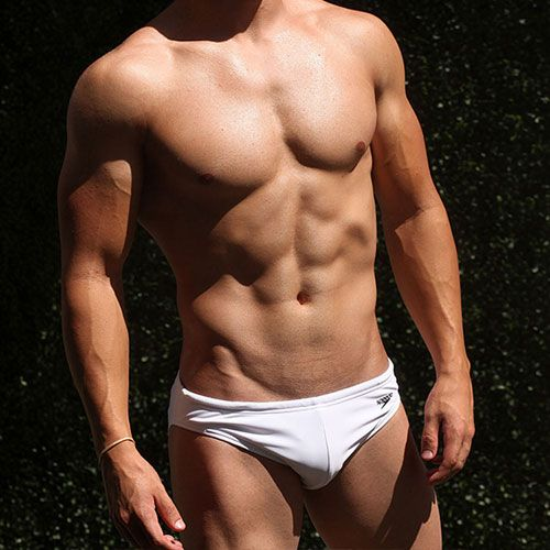 White Speedos | Daily Dudes @ Dude Dump