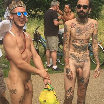 WNBR files: naked guys in public | | Spycamfromguy | Daily Dudes @ Dude Dump