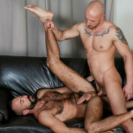 Xavi Garcia gets pounded by Attila Kardos   Daily Dudes @ Dude Dump