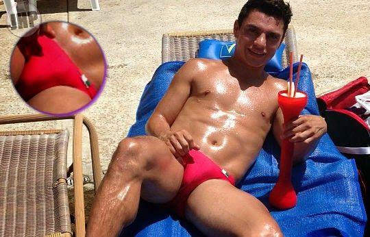 Yahel Castillo hot diver! | Daily Dudes @ Dude Dump