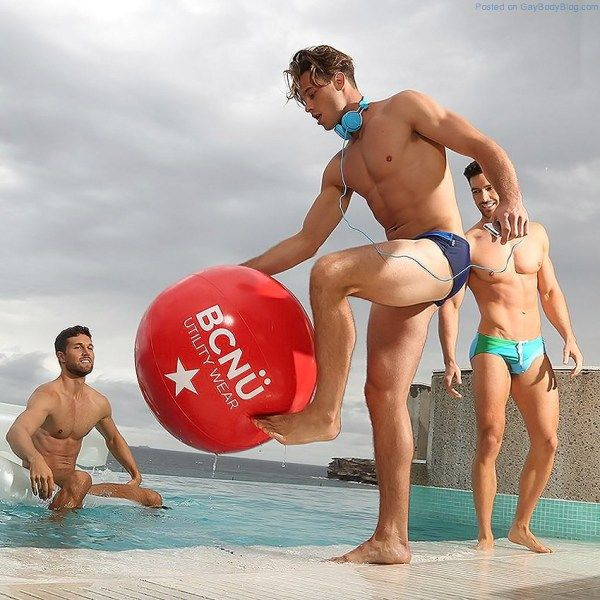 You Want To Get Wet With These Hunks! | Daily Dudes @ Dude Dump