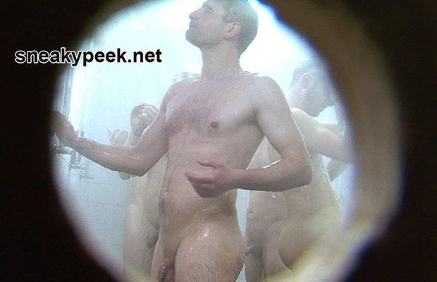 Young footballers caught showering | Daily Dudes @ Dude Dump