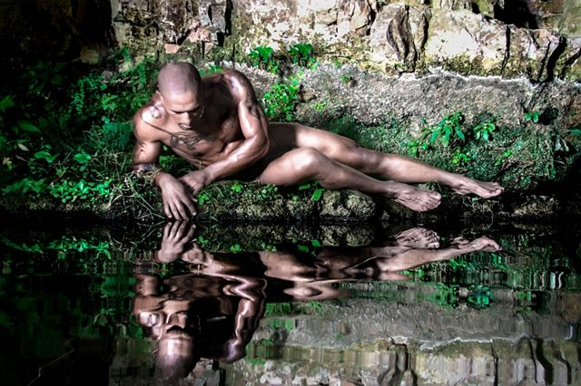 Yves In Nature By Verner Degray Photography | Daily Dudes @ Dude Dump