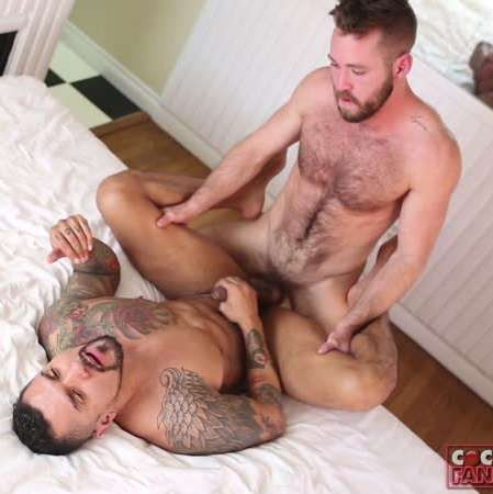 Ziggy Banks and Boomer Banks Flip Fuck Raw | Daily Dudes @ Dude Dump