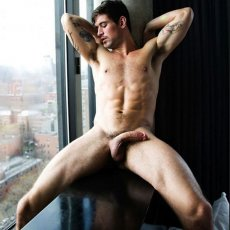 Benjamin Godfre Naked – Check Out That Male Cock! | Daily Dudes @ Dude Dump