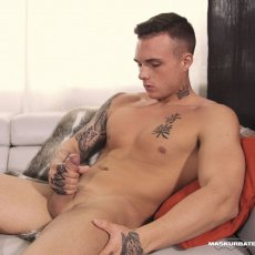 "Theo Jerks his Thick Cock in ""Theo's Audition 
